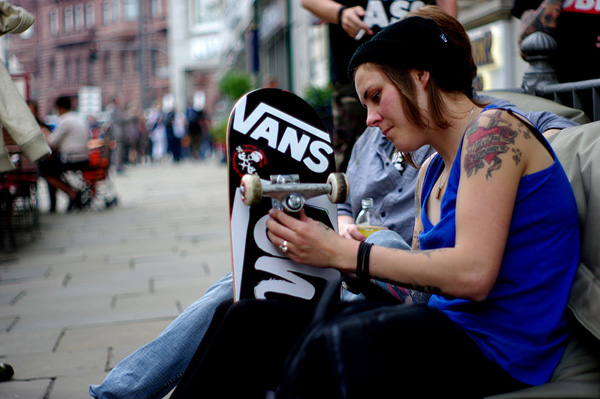 Cheers Skateboards Welcome Clip