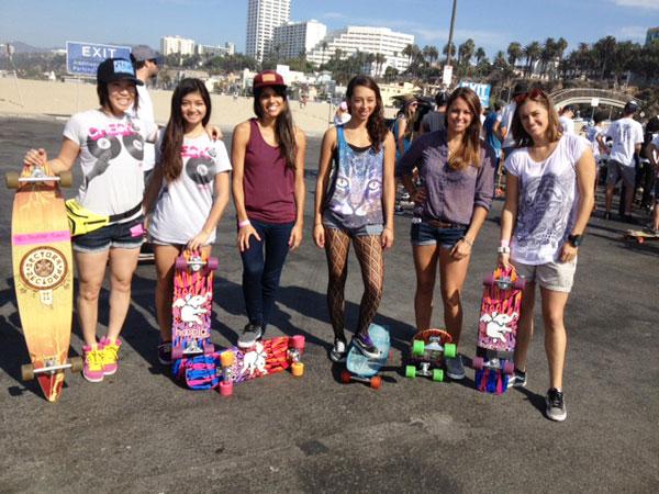 Mimi's B4BC Skate The Coast Recap