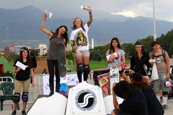 Rocky Mountain Rampage Results 2013