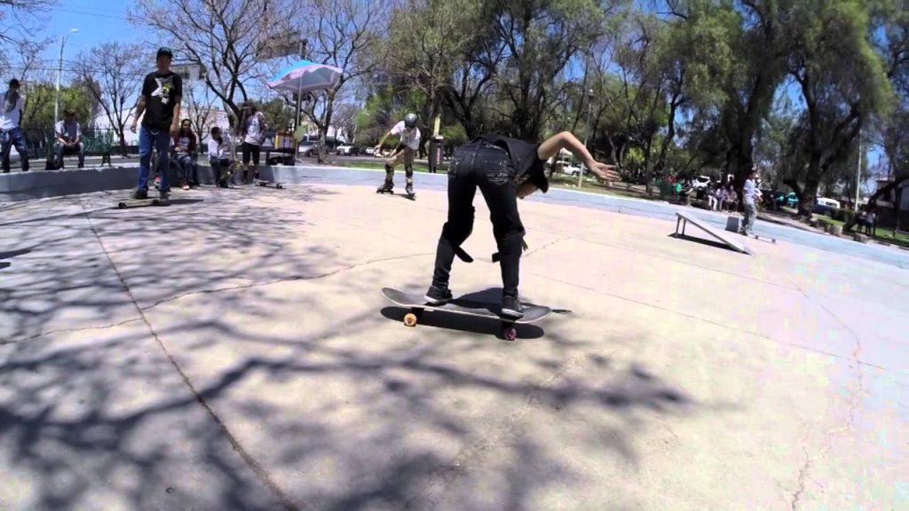 Skate Like A Girl In Queretaro