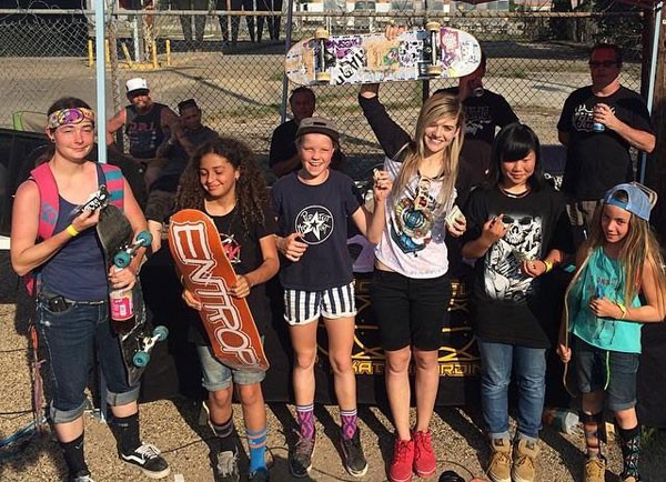 Texas Vert Revival Results 2014