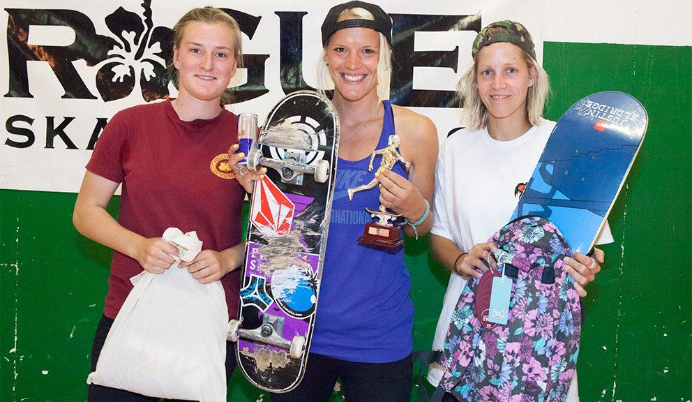 Girl Skate Jam UK Results 2014