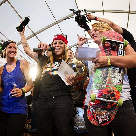 Mystic Sk8 Cup Results 2014
