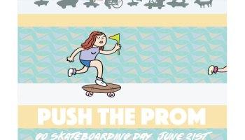 Push The Prom – Brighton Go Skate Day 2015