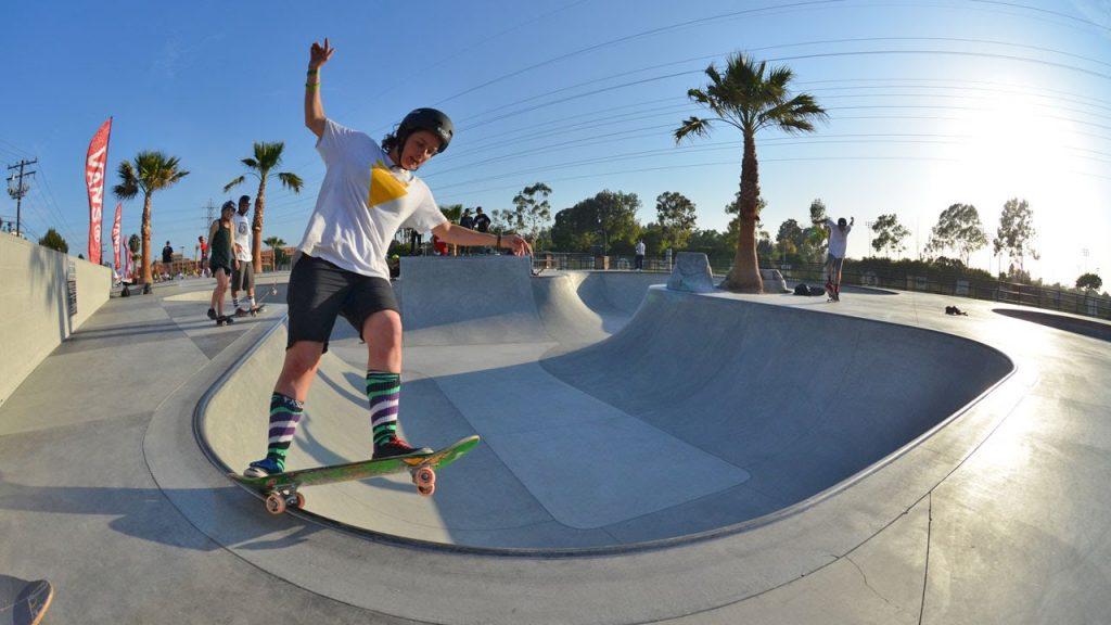 Blog Cam #89 – Vans Skatepark Huntington Beach