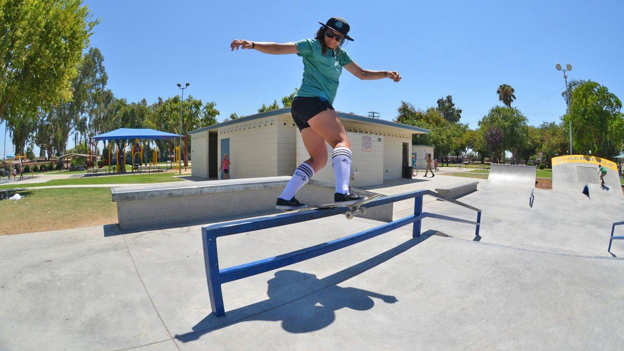 Blog Cam #91 – Planz Skatepark in Bakersfield