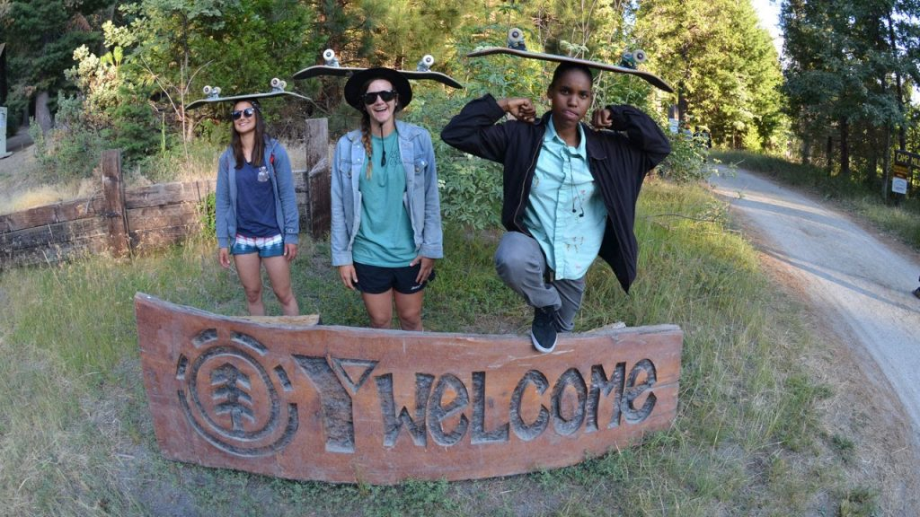 Blog Cam #92 – Element Skate Camp with Meow Skateboards & Friends
