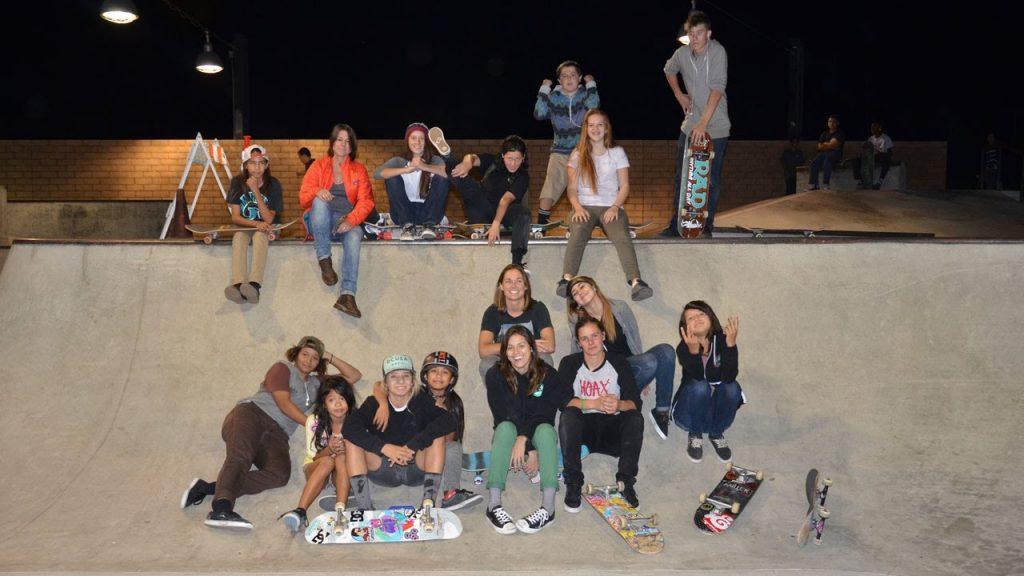 Blog Cam #95 – Palm Springs Skatepark | Palm Springs Part 2