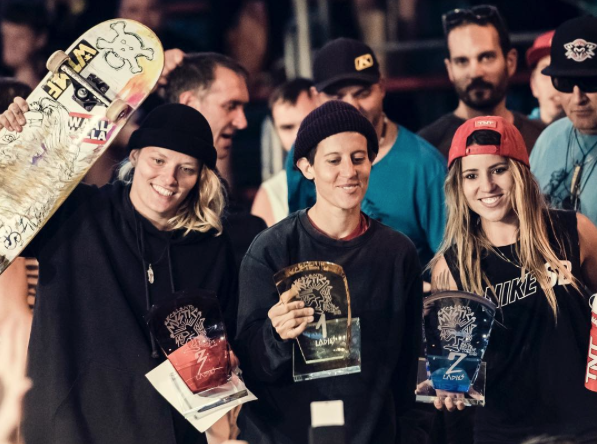 Mystic Sk8 Cup Results 2016