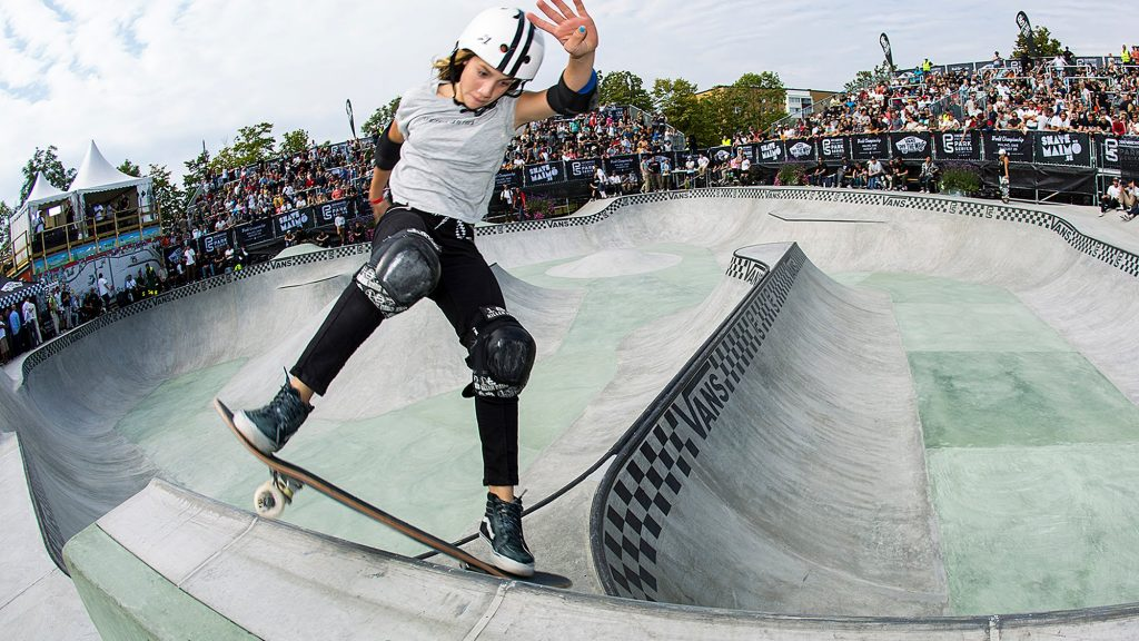 Vans Pro Skate Park Series Malmo
