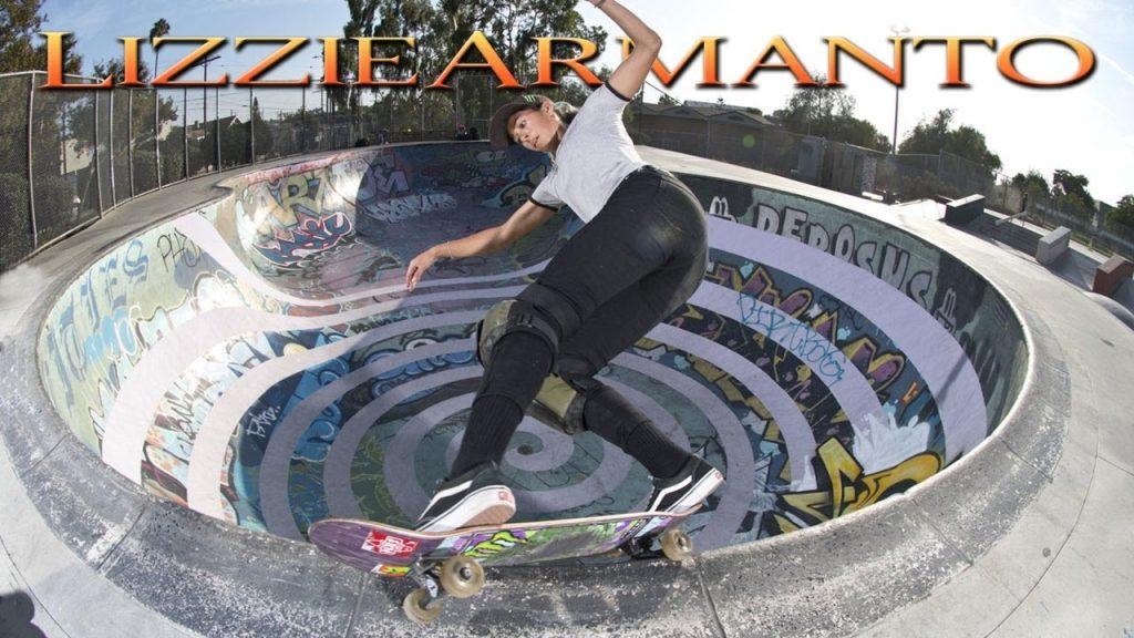 "Lizzie Armanto | Thrasher ""Fire"" Part"