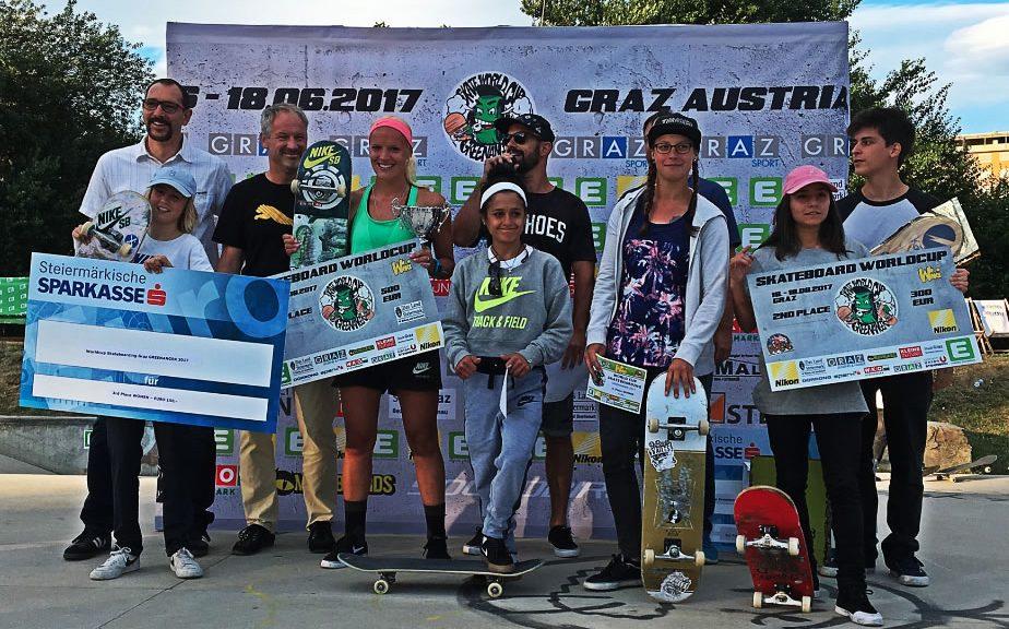 Graz Skate World Cup Results 2017
