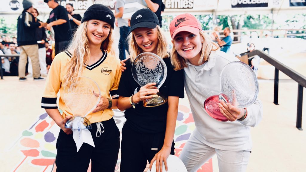 Mystic Sk8 Cup Results 2018