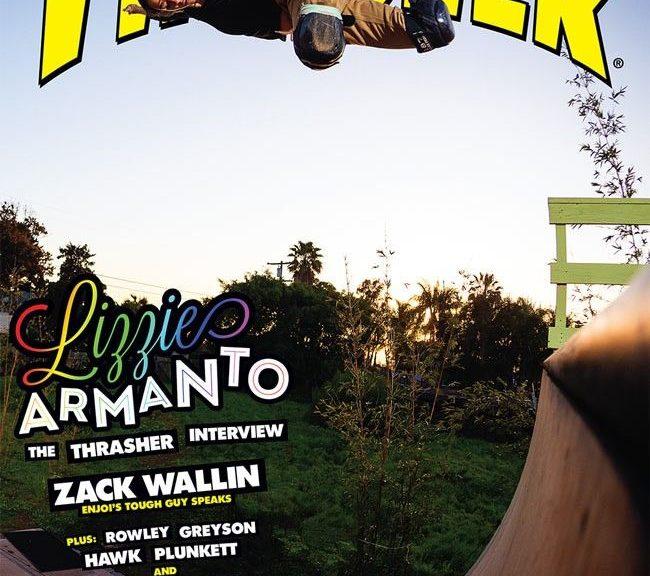 Thrasher | Lizzie Armanto Cover