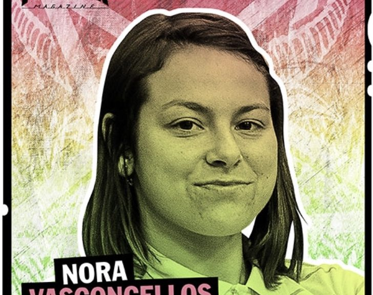 Thrasher Mag | Nora Vasconcellos SOTY Contender 2018