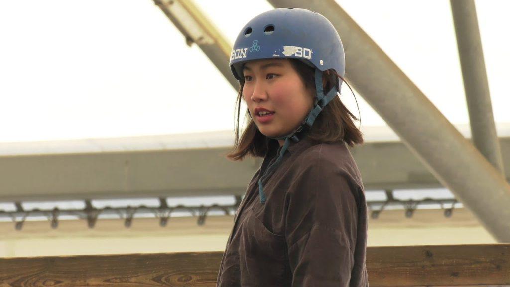 Park Series Rider Profile: Kisa Nakamura