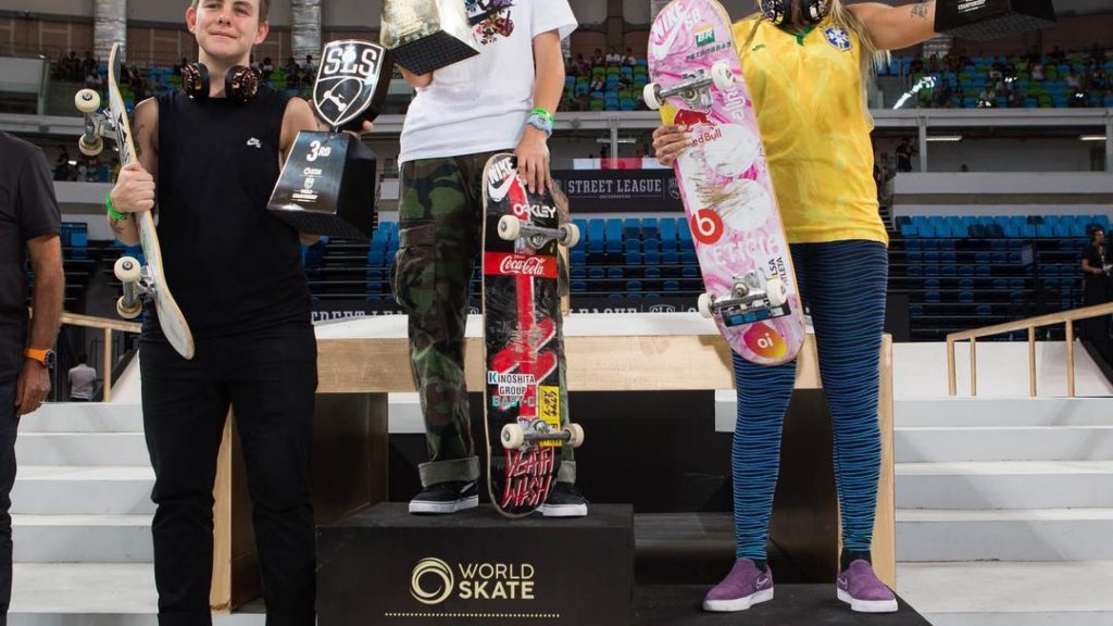 Street League World Championships Results 2019