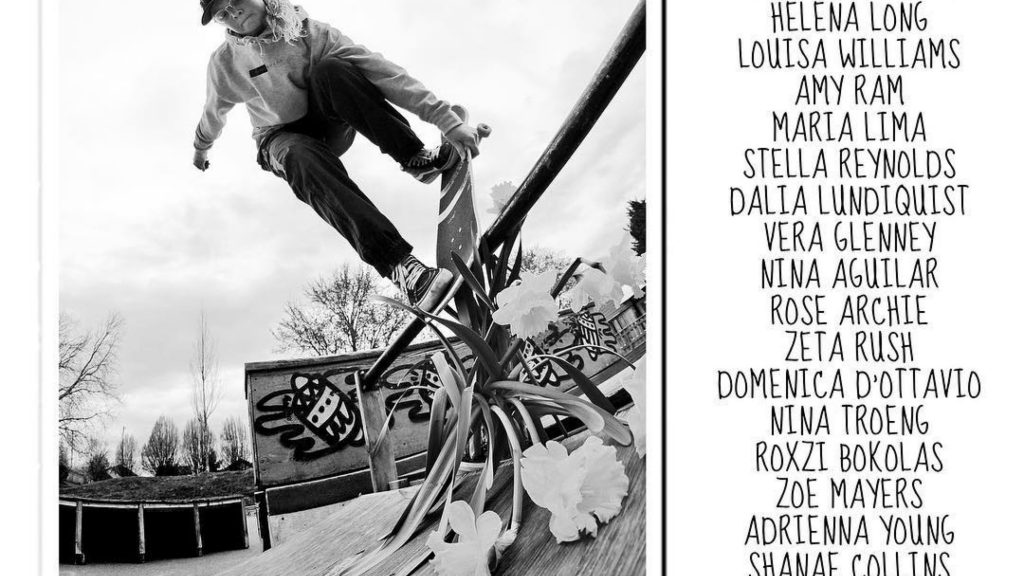 The Skate Witches | Zine 10 Out Now
