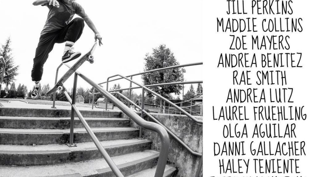 The Skate Witches   Zine 6 Out Now