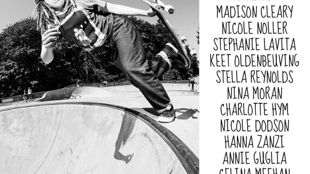 The Skate Witches   Zine 7 Out Now