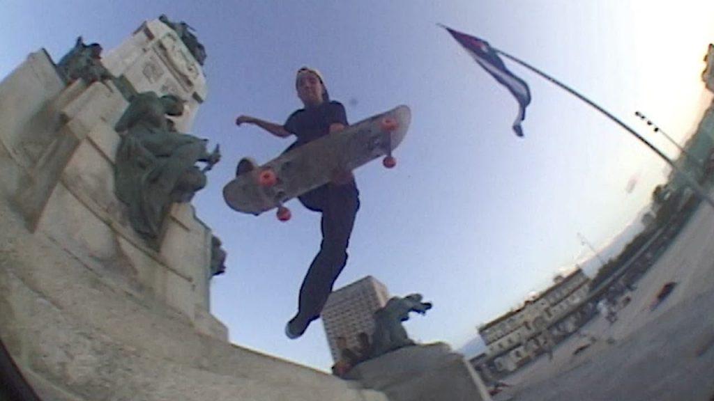 "Thrasher | The Skate Witches' ""Portal to Havana"""