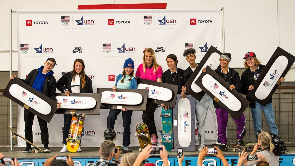 USA Skateboarding | National Team Announced