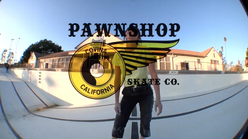 Pawnshop Skate Co. | PAWN Ladies