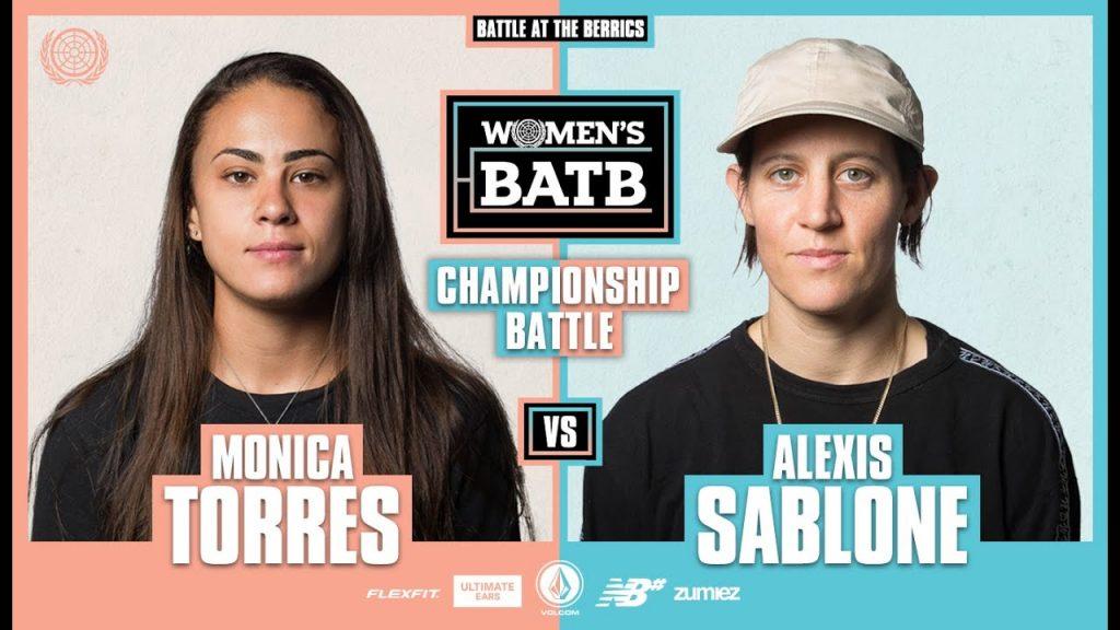 WBATB Finals | Monica Torres vs. Alexis Sablone