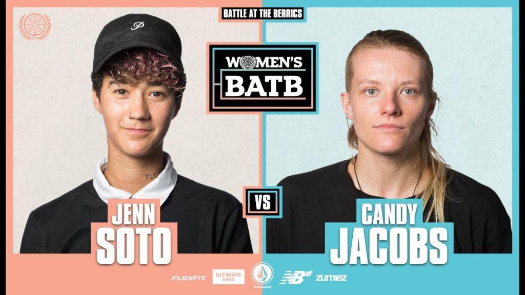 WBATB Round 1 | Jenn Soto vs. Candy Jacobs