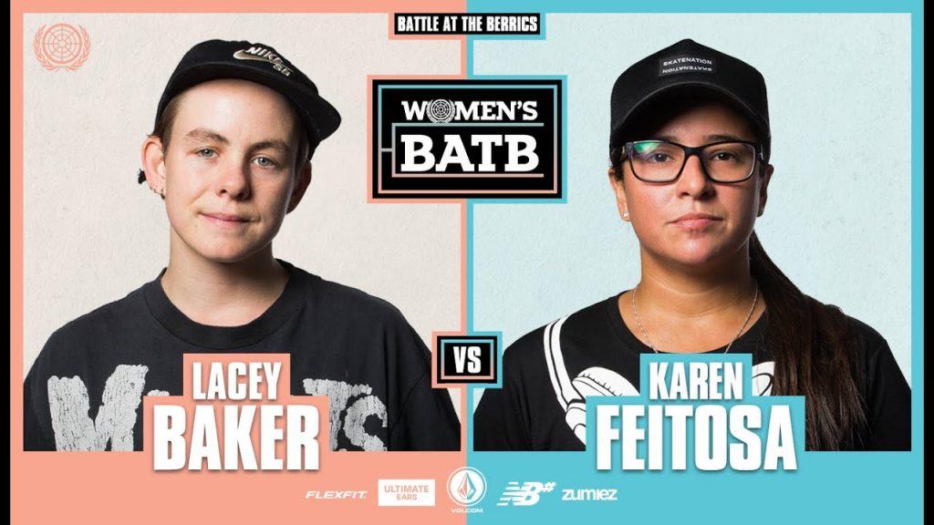WBATB Round 2 | Lacey Baker vs. Karen Feitosa