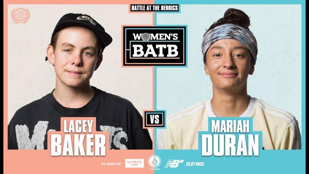 WBATB Round 1 | Lacey Baker vs. Mariah Duran