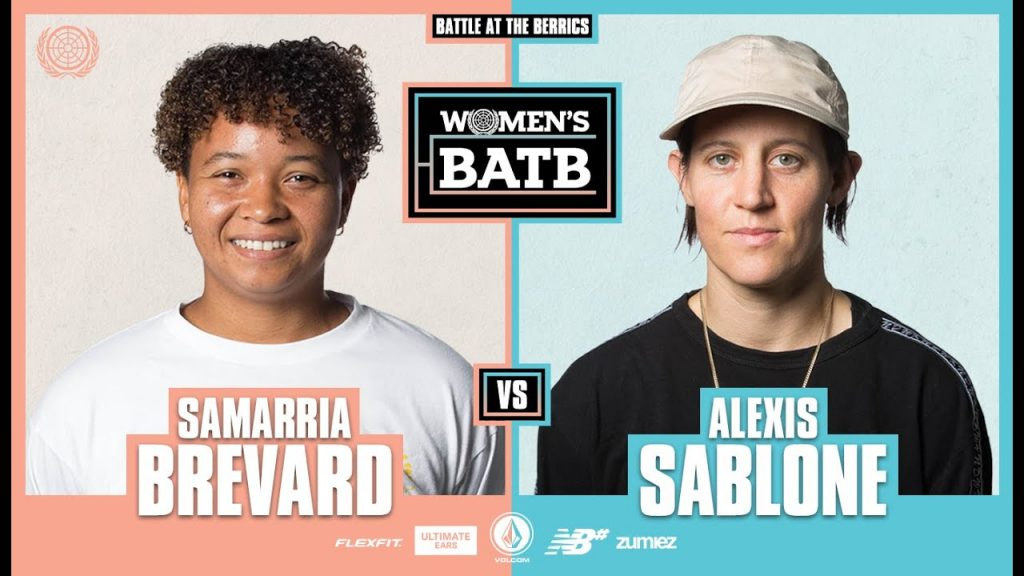 WBATB Finals | Samarria Brevard vs. Alexis Sablone