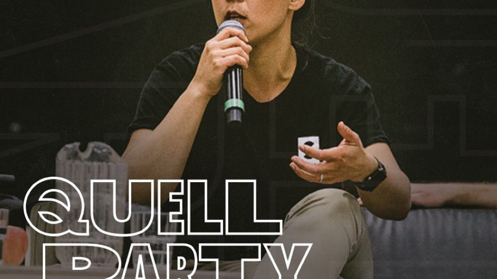 Quell Party Episode 14 | Kim Woozy