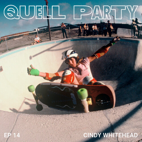 Quell Party Episode 17 | Cindy Whitehead