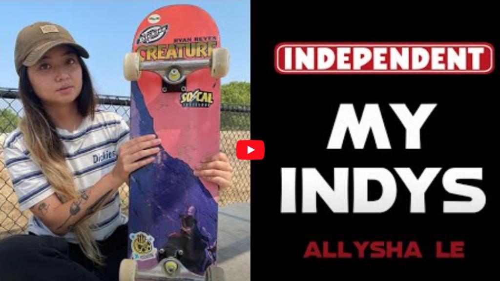 My Indys | Allysha Le