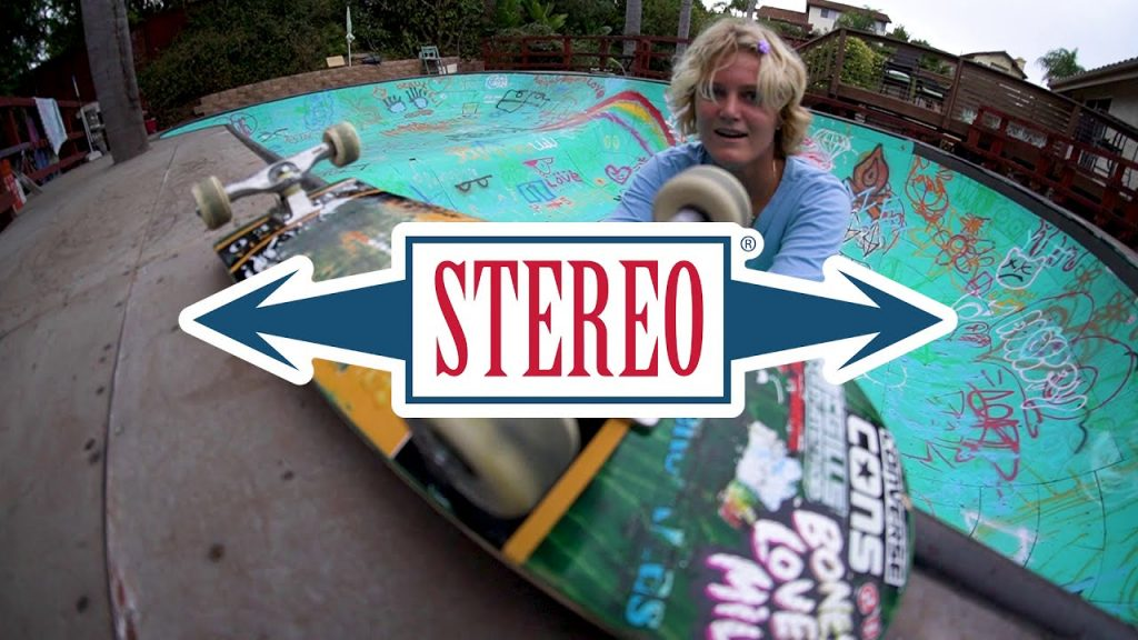 """Stereo 